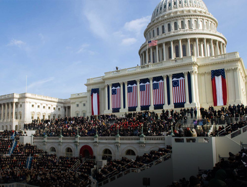 Attend the Presidential Inauguration