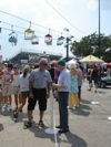 Senator Kohl Discusses Health Care with Constituents at the Wisconsin State Fair
