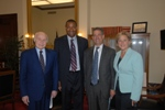 Senator Kohl Meets with Winslow Sargeant
