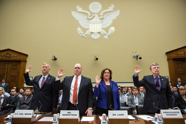 """Lingering Questions on Benghazi"" in Foreign Policy"