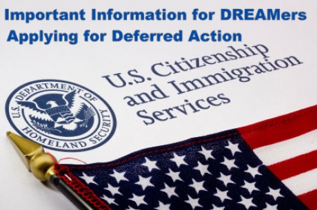 Zoe urges potential DREAMers to apply for deferred action but beware of immigration scams