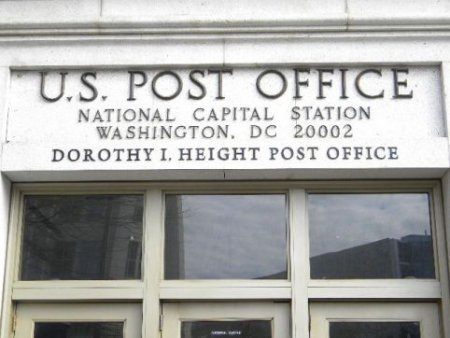Dorothy I. Height Post Office