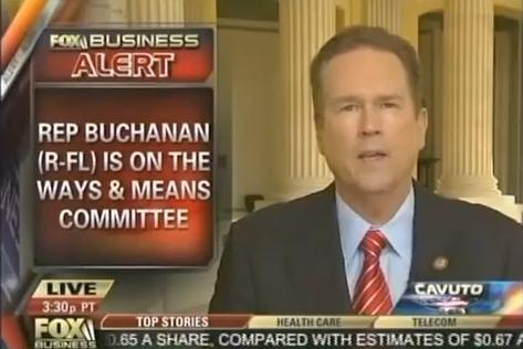 Buchanan: Take Care of America First