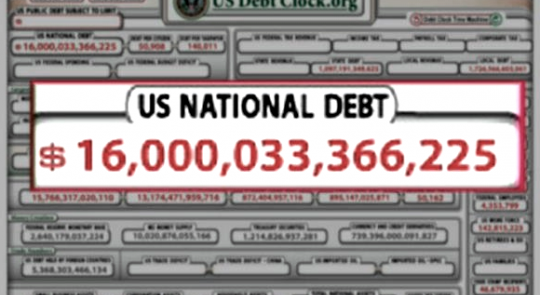 Black's Statement on U.S. Debt Surpassing $16 Trillion feature image