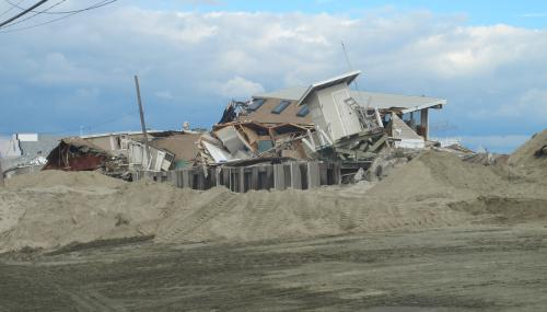 Hurricane Sandy Recovery feature image