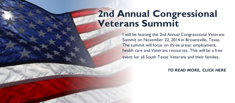 2nd Annual Congressional Veterans Summit