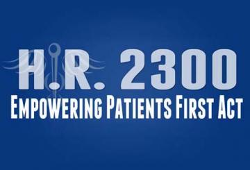 The Empowering Patients First Act feature image