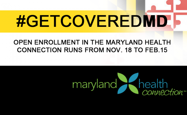 Find health insurance on the Maryland Health Connection Today feature image