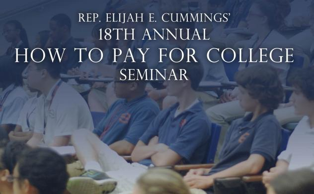 Cummings Hosts 18th How To Pay for College Seminar feature image