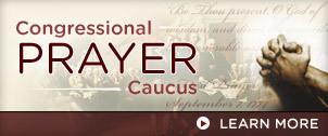 The Congressional Prayer Caucus - Learn more