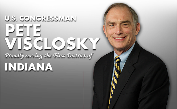 Congressman Pete Visclosky