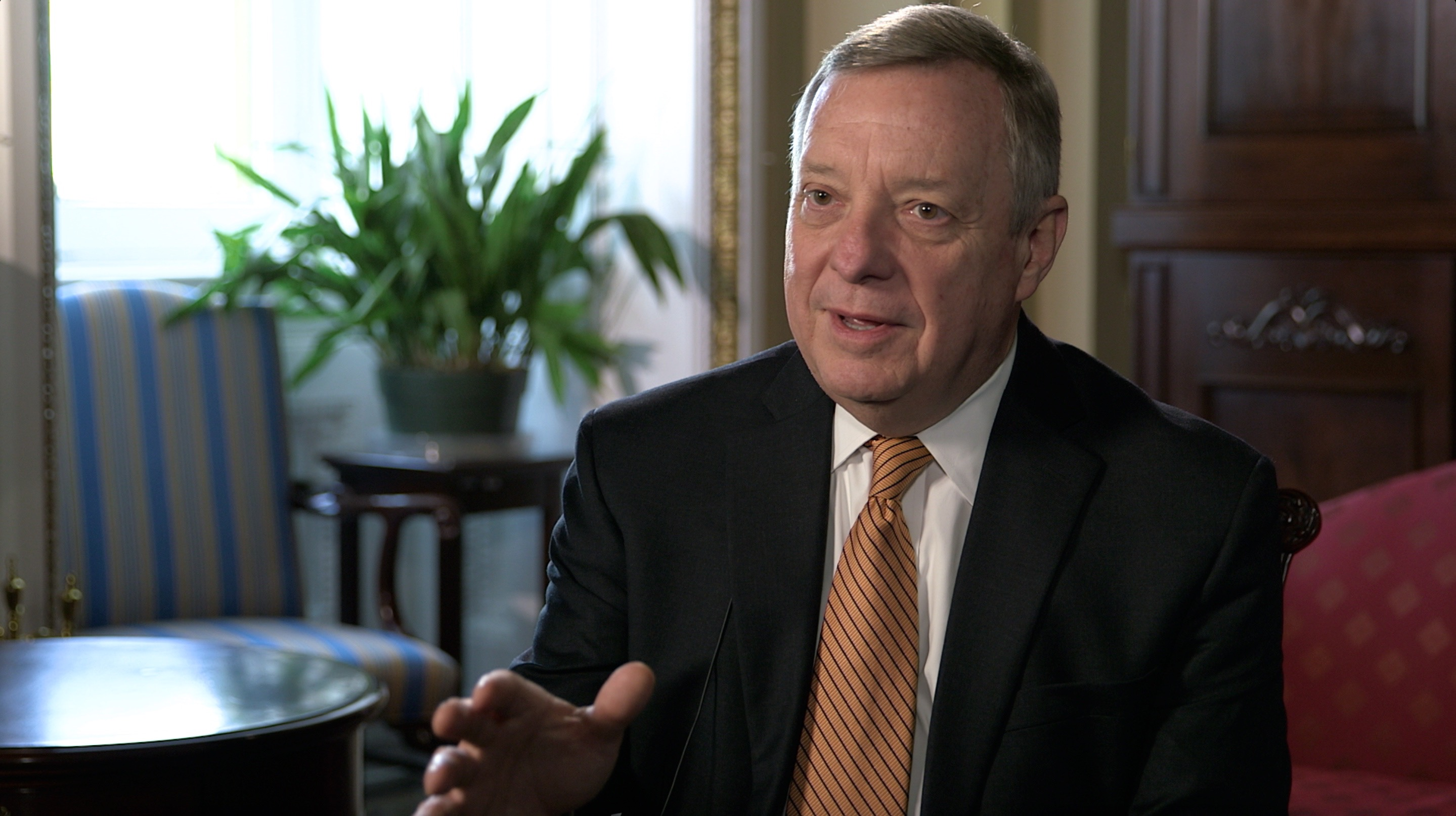 Durbin Statement On Further Reports Of Russian Interference In The United States, Changing Context Of Sessions Hearing