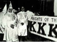 Knights of the KKK Photograph