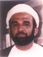 This is a photograph of ABDELKARIM HUSSEIN MOHAMED AL-NASSER